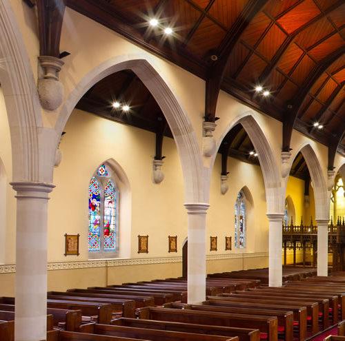 All Saints Church, Chapel Street, East St. Kilda
