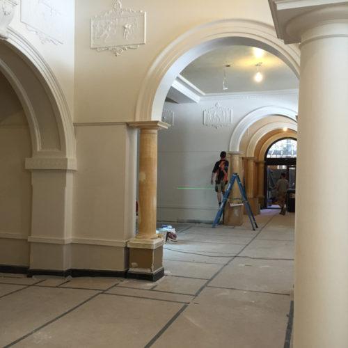 Princess Theatre Lobby