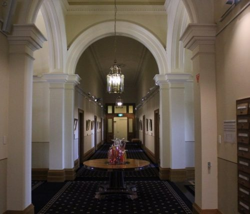 Xavier College – Reception Hall